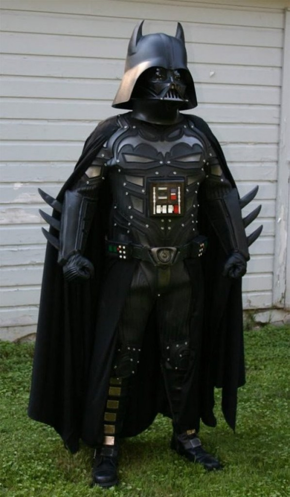The Dark Knight of the Sith.
