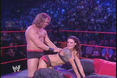 wwf girls get fucked on stage
