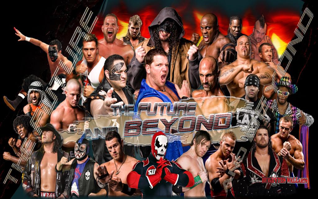 TNA Roster 2008