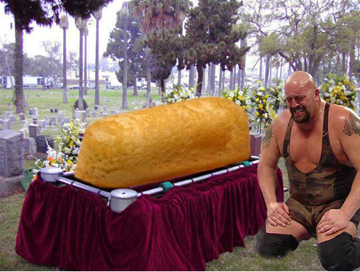 Sadly, the twinkie had just one day left till retirement