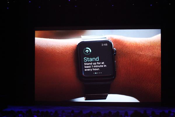Apple Watch announcement