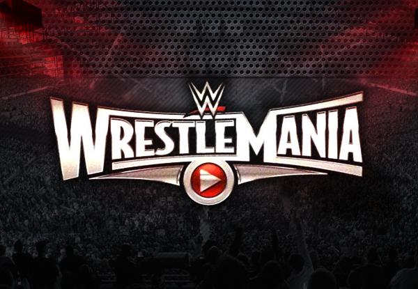 WrestleMania Play Button