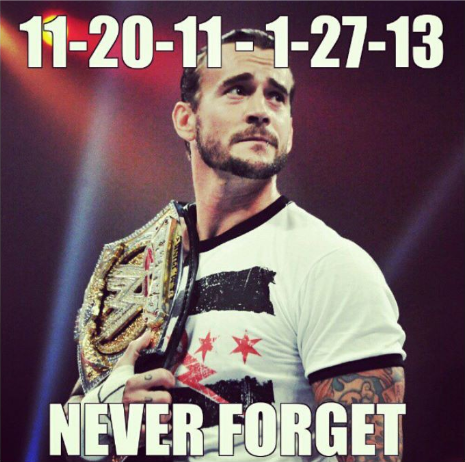 punk never forget